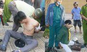 Bắt nhóm cướp dàn cảnh cướp của ngay trung tâm Sài Gòn