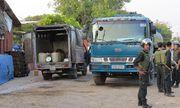 Cảnh sát vây bắt đường dây trộm xăng máy bay