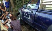 Khởi tố vụ xe công an đâm chết 2 người tại Tuyên Quang