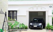 Để xe ô tô trong nhà thế nào để không gây nguy hiểm?