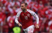 EURO 2020: Eriksen hồi phục sau khi