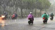 Dự báo thời tiết ngày 16/4/2019: Miền Bắc mưa rào và dông, cảnh báo tố lốc