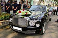 Thế giới Xe - Đám cưới toàn xe khủng tại Sài Gòn
