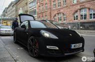 """Thế giới Xe - Porsche Panamera GTS """"xúng xính"""" với ngoại thất bọc nhung độc đáo"""