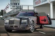 Thế giới Xe - Mỗi ngày một siêu xe: Dubai nghênh đón Rolls-Royce Phantom Chicane Coupe