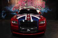 """Thế giới Xe - Mỗi ngày một siêu xe: Phủ cờ Anh lên """"bóng ma"""" Rolls-Royce Ghost"""