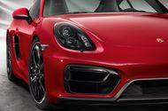 Thị trường - Hé lộ những hình ảnh đầu tiên về Porsche Cayman GTS