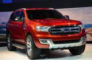 Thị trường - Bangkok Motor Show 2014: Ford Everest hoàn toàn mới sắp xuất hiện