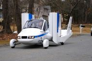 Thế giới Xe - Ô tô bay đầu tiên trên thế giới vận hành như thế nào?