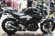 Thế giới Xe - Mẫu xe côn tay thể thao 321 phân khối giá 139 triệu tại Việt Nam