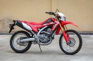 Thế giới Xe - Mẫu xe Honda CRF250L về Việt Nam với giá 8500 USD