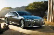 Quyền lợi tiêu dùng - Triệu hồi xe Lexus LS500, khắc phục lỗi có thể gây chết máy