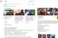 """Internet & Web - Cú """"búng tay"""" của Thanos đã xuất hiện lên trang tìm kiếm Google"""