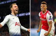 """Thể thao - Tottenham - Ajax: """"Đại chiến ngựa ô"""" nảy lửa tại thành Luân Đôn"""