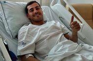 Bóng đá - Iker Casillas nhắn gửi người hâm mộ sau cơn đột quỵ