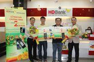 Tài chính - Doanh nghiệp - Dành ngay ưu đãi từ thẻ HDBank Visa & Nguyễn Kim
