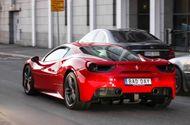 """Tin tức giải trí - Xế sang Ferrari 488 GTB của ca sĩ Tuấn Hưng sắp """"gầm rú"""" trở lại sau tai nạn"""
