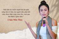 Tin tức giải trí - Dàn người đẹp Việt khẳng định sức mạnh đến từ tri thức