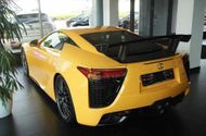 """Thế giới Xe - Lexus LFA Nurburgring Edition """"hàng độc"""" được rao bán giá 580.000 USD"""