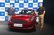 Ôtô - Xe máy - Ford ra mắt xe Aspire CNG bản đặc biệt, giá siêu rẻ chỉ 204 triệu đồng