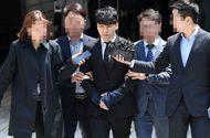 Tin tức giải trí - Seungri chính thức bị còng tay đến trại tạm giam chờ lệnh bắt chính thức