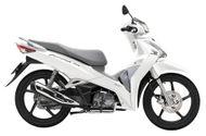 Ôtô - Xe máy - Cận cảnh mẫu xe Honda Future 125 màu bạc long lanh, giá hơn 31 triệu đồng