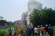 Tin trong nước - Hà Nội: Điều tra vụ cháy quán cà phê khiến hai người tử vong