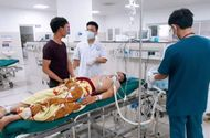 Tin trong nước - Vụ ngộ độc khí ở Quảng Bình: Thêm 1 ngư dân tử vong tại bệnh viện