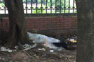 Pháp luật - Phát hiện người đàn ông tử vong bất thường trên phố Hà Nội