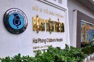 Xã hội - Bệnh viện trẻ em Hải Phòng: Bác sĩ kê