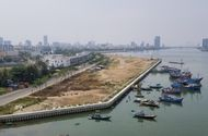 """Đà Nẵng: Doanh nghiệp muốn hoán đổi đất dự án ven sông Hàn để lấy """"đất vàng"""""""
