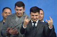 Tin thế giới - Tân Tổng thống Ukraine bổ nhiệm các chuyên gia giải trí vào phục vụ chính quyền