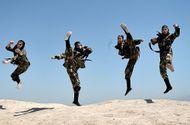 Tin thế giới - Tiết lộ về đội nữ đặc nhiệm 'ninja' của Iran trong bối cảnh căng thẳng với Mỹ