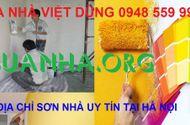 Cần biết - Top 10 địa chỉ sơn nhà sửa nhà tốt nhất tại Hà Nội