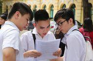 Chuyện học đường - Hà Nội: Dự kiến điểm chuẩn vào lớp 10 THPT sẽ giảm nhẹ