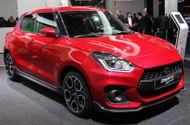 """Cận cảnh ô tô Suzuki Swift """"sang-xịn"""" giá chỉ từ 172 triệu đồng"""