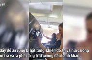 Video-Hot - Video: Máy bay rung lắc dữ dội khiến hành khách văng khỏi ghế