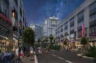 Phố đêm Hoa Châu - Phố mua sắm đầu tiên tại Thanh Hóa