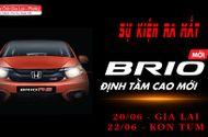"""Honda Brio sẵn sàng """"đánh chiếm"""" thị trường – Sự kiện ra mắt tại Gia Lai và Kon Tum"""