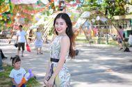Nữ giám thị xinh đẹp tại Nghệ An khiến cư dân mạng ráo riết truy tìm