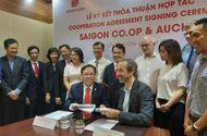 Thị trường - Auchan chính thức rời Việt Nam, chuyển giao 18 siêu thị cho Saigon Co.op