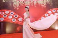 Xã hội - Hoa hậu Huỳnh Trâm thu hút mọi ánh nhìn tại sự kiện Tứ đại Doanh Nhân Tài Sắc