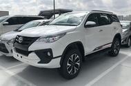 """Ôtô - Xe máy - Cận cảnh Toyota Fortuner """"sang-xịn-mịn"""" giá chỉ hơn 1 tỷ đồng tại Việt Nam"""