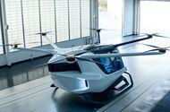 Công nghệ -  Taxi bay của Mỹ có thể bay xa hơn 600 km và cất,  hạ cánh thẳng đứng