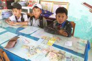Việc tốt quanh ta - Nhặt được ví tiền trên đường đi học về, 3 học sinh ở Quảng Nam trả lại cho người đánh mất