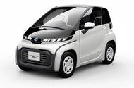 Ôtô - Xe máy - Toyota vừa ra mắt xe điện siêu nhỏ hai chỗ ngồi