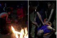 Việc tốt quanh ta - Dân làng đốt rơm rạ sưởi ấm, cứu sống nam thanh niên bị đuối nước trong đêm tối