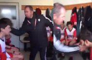 Bóng đá - HLV bạt tai từng cầu thủ trong phòng thay đồ rồi chửi xối xả vì để thua đội bạn