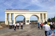 Kinh doanh - Dự án Hưng Long Residence: Chủ đầu tư chưa hoàn thiện pháp lý, huy động vốn trái quy định?