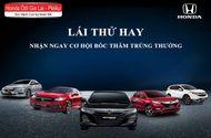 Cần biết - Honda Ôtô Gia Lai – Bùng nổ chuỗi sự kiện hấp dẫn đầu tháng 11